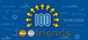"""תמונה עבור יצרן פרויקט """"100 חברים"""""""
